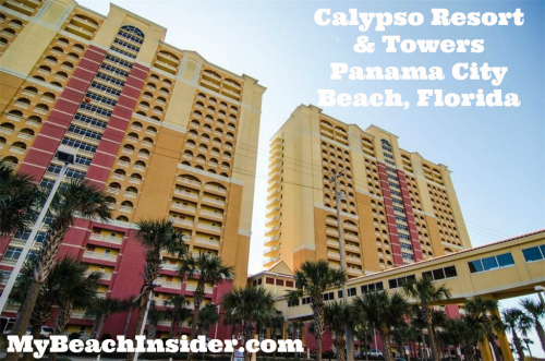Calypso Resort and Towers Panama City Beach Florida