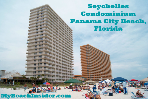 Seychelles Beach Resort Condominium Panama City Beach Florida