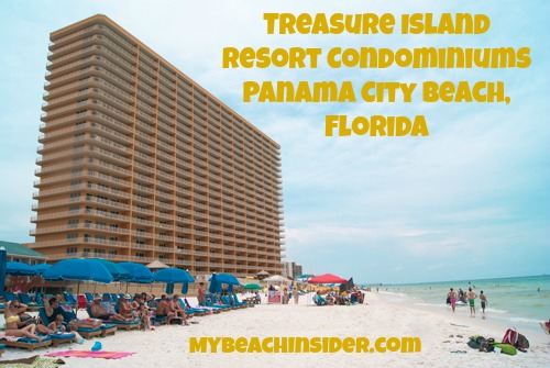 Treasure Island Resort Condominiums Panama City Beach Florida