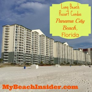 Long Beach Resort Condo Floor Plans – Panama City Beach Florida