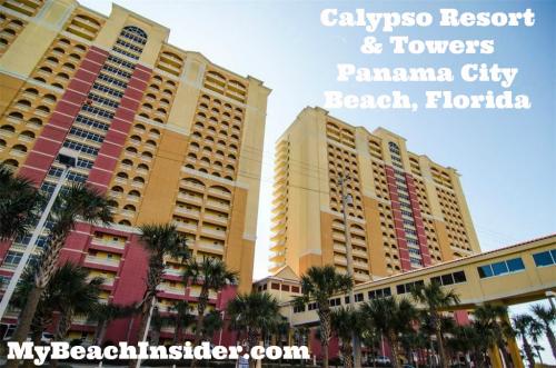Calypso Resort And Towers Panama City Beach Florida