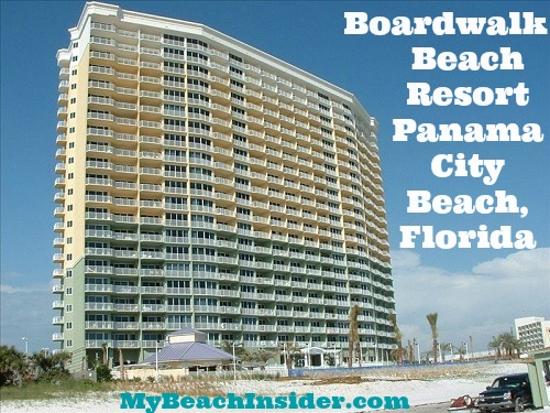 Boardwalk Beach Resort Floor Plans