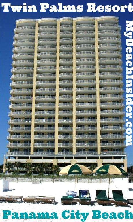 Twin Palms Resort Condo Floor Plans Panama City Beach